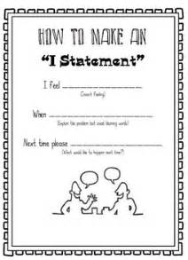 conflict resolution game using i statements by creative