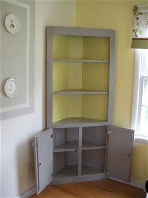 build   corner cabinet home corner hutch