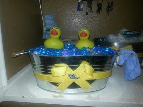 duck baby shower centerpieces for the future pinterest duck baby showers baby shower