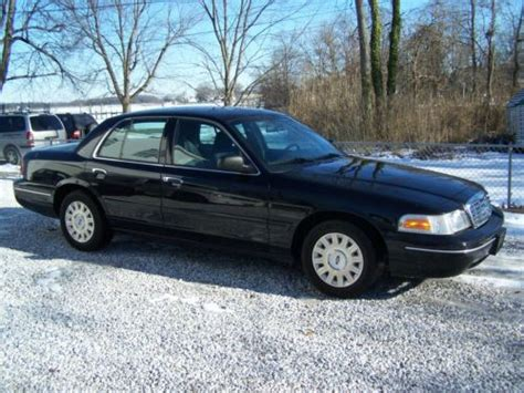 how does cars work 2005 ford crown victoria electronic throttle control sell used 2005 ford crown vic police intercetor 32 valve in middle river maryland united states
