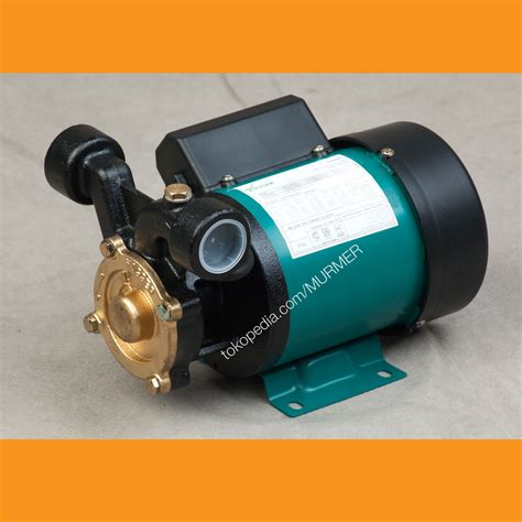 Pompa Air Booster Jual Wasser Pb 218 Ea Pompa Air Booster Pompa Dorong