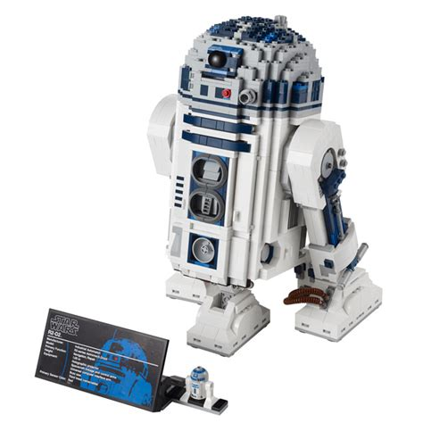 Wars R2 D2 Starring In The Cutest Mailbox by 10225 Wars R2 D2 Lego King Jouet Lego