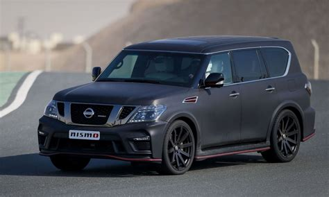 Nissan Patrol Nismo Grey 28 Images 2016 Nissan