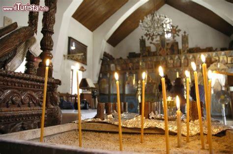 candele tealight candele votive ortodosse a kakopetria cipro foto cipro