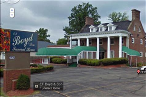 ef boyd funeral home cleveland ohio oh