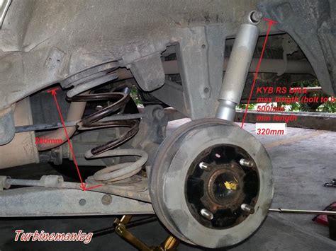 Shock Avanza Original Turbineman S Log Avanza Things To About The Rear