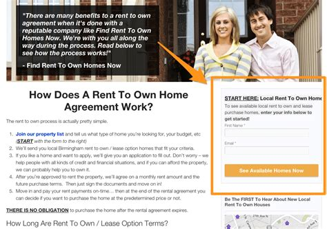 how do rent to own homes work proquestyamaha web fc2