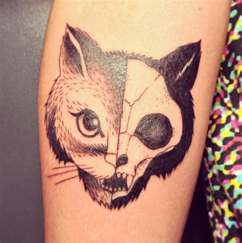 tattoo black cat tumblr quot sou compositor de melodias gr 225 ficas quot conhe 231 a supakitch