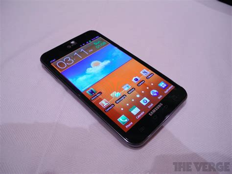 samsung galaxy note 4 review the verge samsung galaxy note announced for at t on pictures and the verge