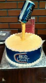 budlight cake pastel para borrachos pinterest dads and cakes