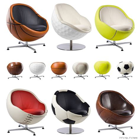 Softball Chair by For The True Armchair Athlete Vip Sports Lounges And