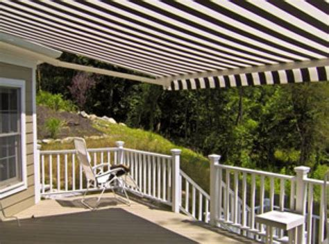 Sunsetter Awning Cover by 12ft Motorized Retractable Awning With Wireless Wind