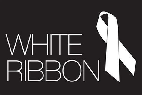 Ribbon White white ribbon appoints sbpr