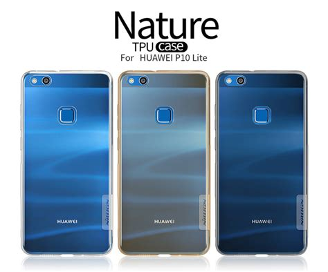 Nillkin Nature Series Tpu Huawei P10 Putih nillkin nature series tpu for huawei p10 lite 11street malaysia cases and covers