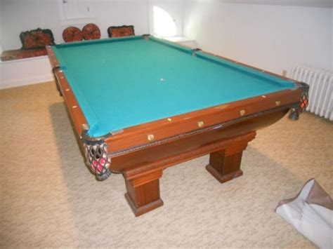 brunswick monarch pool table brunswick monarch pool table espotted