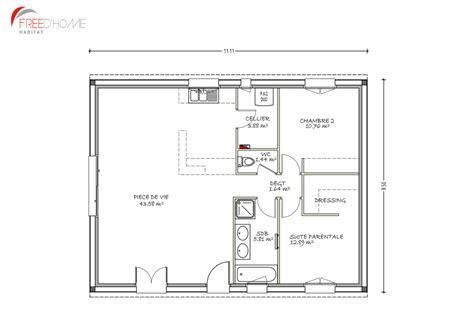 plan maison 100m2 4 chambres plan maison 100m2 4 chambres 3 nos offres maison