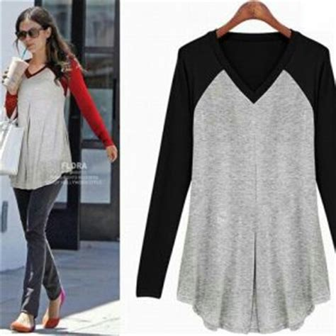 Baju Atasan Lengan Kaos Lengan Panjang Diskon baju kaos atasan wanita model terbaru cantik ryn fashion