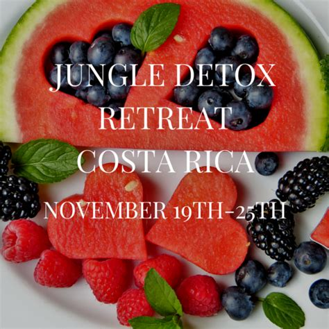 Detox Retreat by Jungle Detox Retreat