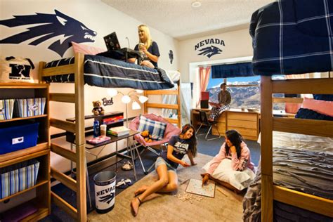 safe for college room residential housing and food service