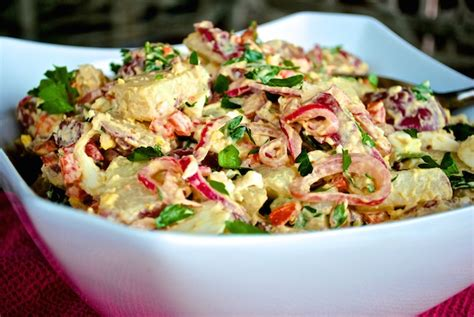 Potato Tx by Grilled Potato Salad Bobby Flay