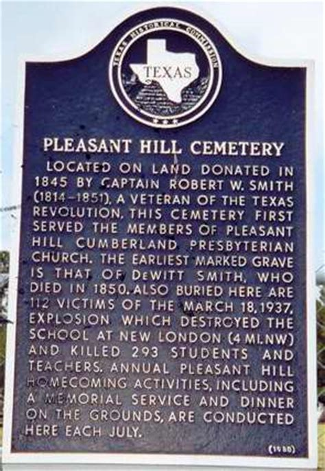 Rusk County Divorce Records Pleasant Hill Cemetery