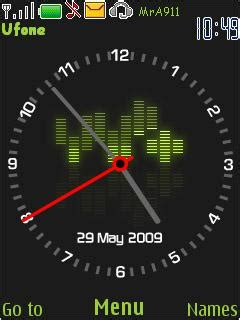 clock themes wap in download beat clock nokia theme mobile toones