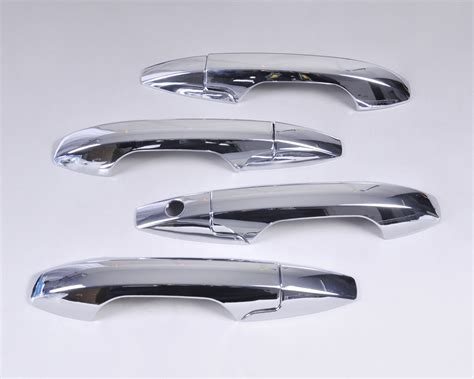 remove 2011 honda cr v door trim chrome door handle cover trim for honda crv cr v 2007 2011