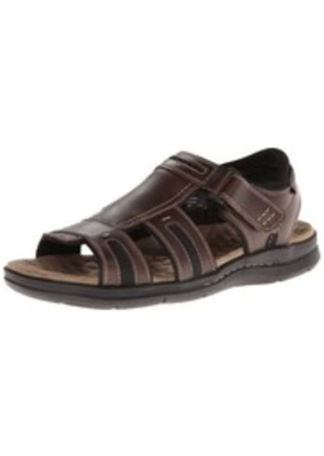 mens fisherman sandals sale dockers dockers s melton fisherman sandal shoes