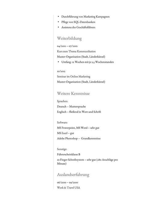 Lebenslauf Muster Uni Assist Lebenslauf Muster F 252 R Analyst Lebenslauf Designs
