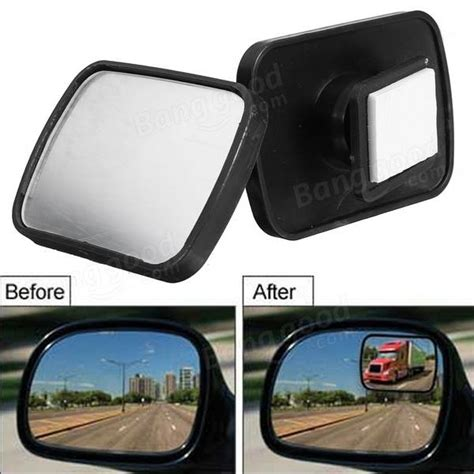 Total View Adjustable Blind Spot Mirror car total view adjustable rear side blind spot mirrors