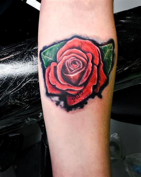 tr st rose tattoos artist fufred st peterburg fl ta bay area