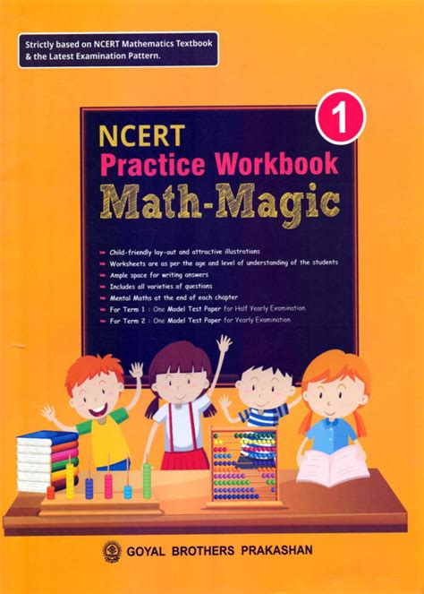 Math Magic Revised Edition generous workbook for class 1 contemporary worksheet