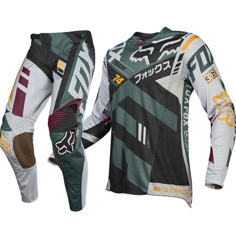 2014 fox motocross gear fox racing 2016 mx le 360 san diego divizion grey
