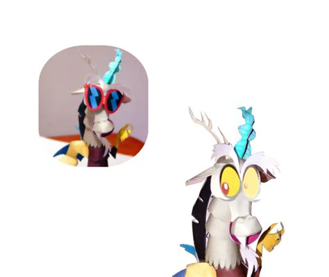 discord custom playing equestria daily mlp stuff papercraft discord