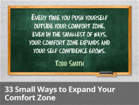 out of comfort zone activities 33 small ways to expand your comfort zone little things