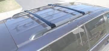 cross bar crossbars roof luggage racks for 2005 2010
