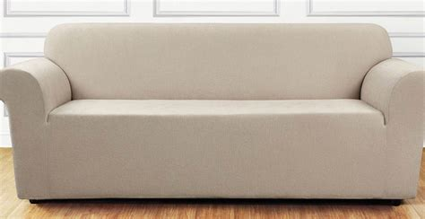 fitting sofa covers surefit stretch chenille form fitting sofa cover