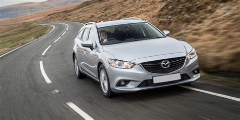 mazda models uk mazda 6 tourer review carwow