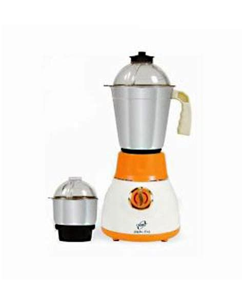 Orpat Kitchen Chef Mixer Grinder Yellow Price in India