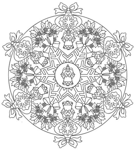 3d coloring book 83 best coloring mandalas wreaths images on