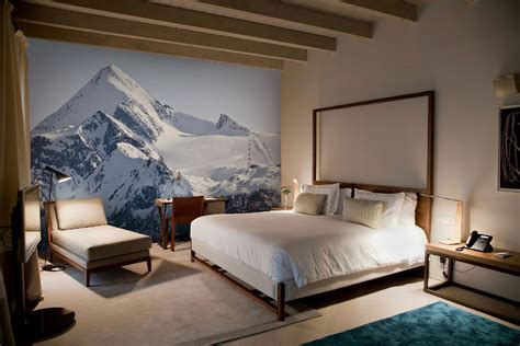 designing a wall mural winter wall murals bring the magic of the season indoors