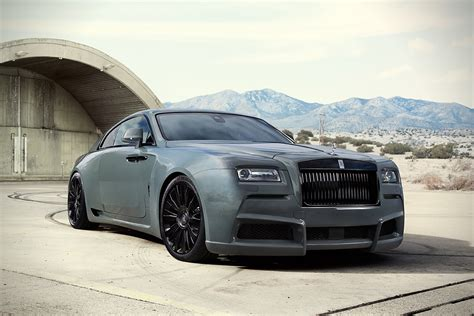 Where Is Rolls Royce From Rolls Royce Wraith Overdose By Spofec Hiconsumption