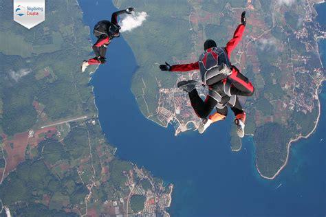 foto dive gallery skydiving croatia