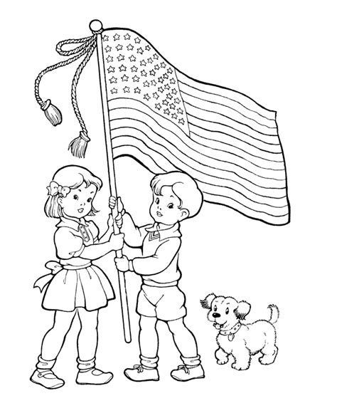 united states flag coloring page az coloring pages