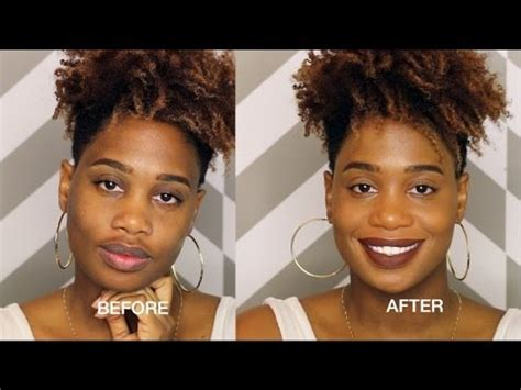 african women with mustache how to conceal cover dark spots mustache misskenk youtube
