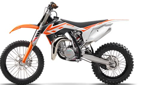 Ktm 85 Sx 2017 Ktm 85 Sx 19 16 Review And Specification