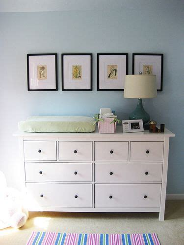 Simplicity Changing Table Ikea Hemnes Wardrobe In Nursery I Like The Simplicity Things For Kaitlyn And The Bub