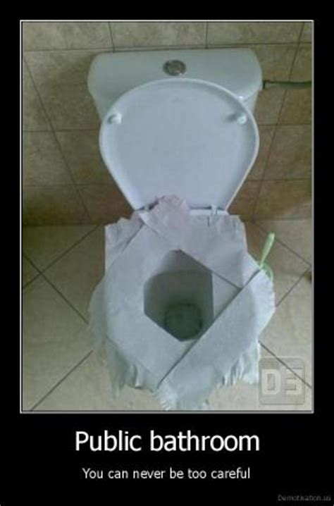 public bathroom meme funny bathroom posters kappit