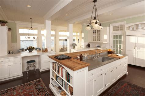 multi level kitchen island 50 luxury kitchen island ideas