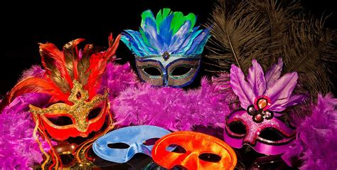pictures of new year masks colorful brights new year s masks boas city